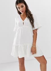 X Sincerely Jules Lovers Wish Cotton Beach Dress