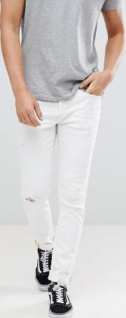 Cirrus Ripped Skinny Jeans