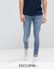 flurry extreme skinny fit jeans bl1