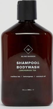 lemongrass tea shampoo & bodywash