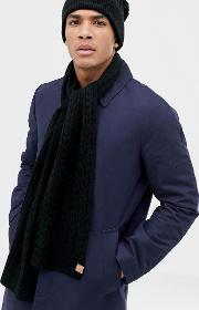 Finley Cable Knit Scarf