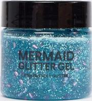 mermaid y biodegradable glitter gel blue