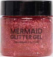 mermaid y biodegradable glitter gel pink