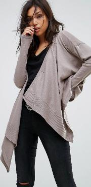 Wrap Knit Cardigan