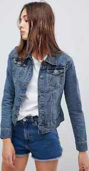 harris denim jacket
