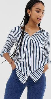 Pattie Stripe Shirt