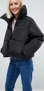 ramblin oversize padded jacket