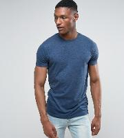 tall marl  shirt