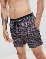 waistband swim short