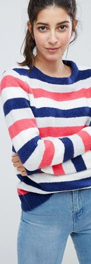 wooly stripe jumper
