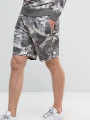 Brooklyn Supply Co Floral Jersey Short