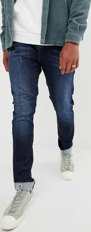 Brooklyn Supply Co Skater Fit Jeans