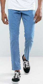 skinny jeans authentic mid wash