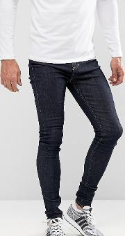 Spray On Jeans Indigo Rinse Wash