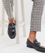 Leather Snaffle Loafer