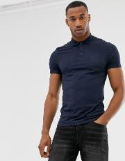Muscle Fit Polo