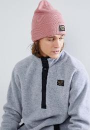 Kactusbunch Tall Knit Beanie In Pink