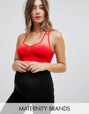 Charley M By   Rebel Sports Bra