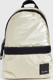 Fluid Metallic Backpack
