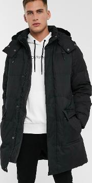 Synthetic Down Parka
