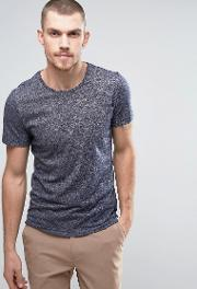 T Shirt In Marl