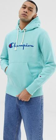 Hoodie With Large Logo