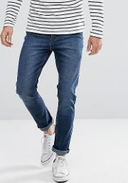 Sonic Slim Jeans Pure