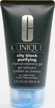 city block purifying charcoal cleansing gel 200ml