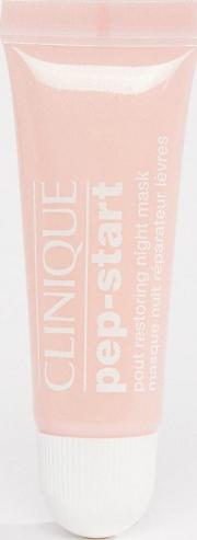 pep start pout restoring night mask