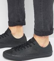 chuck taylor all star ii ox plimsolls in black 155765c
