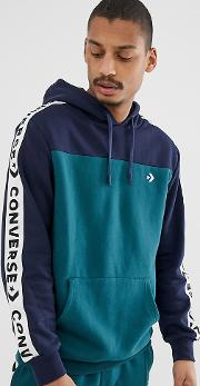 Hoodie With Tape Side Stripe Exclusive To