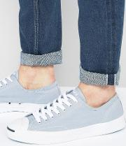 jack purcell ox plimsolls in blue 155627c