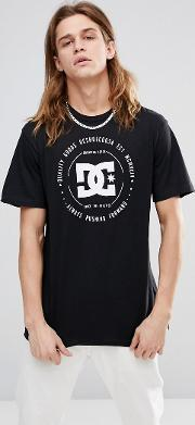 T Shirt With Rebuilt Logo