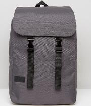 canvas shopper backpack