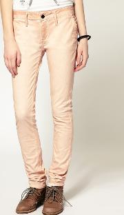 Cleaner Coloured Skinny Jeans