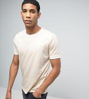Ringer T Shirt With Small Logo Exclusive To Asos