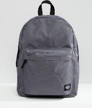 indianapolis backpack  charcoal