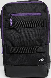 phoenixville backpack in black