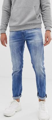 Thommer Stretch Slim Fit Jeans