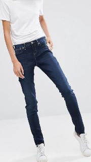 ditto's mary midrise skinny jeans