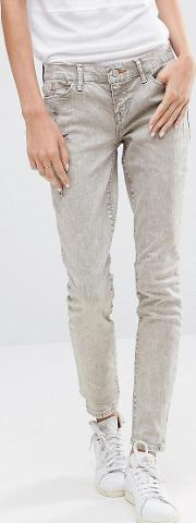 ditto's selena midrise skinny jeans