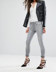 Florence Instasculpt Mid Rise Skinny Jean