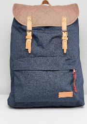 london quilted backpack