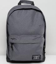 beyond backpack in grey