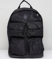 Beyond Pocket Backpack In Black