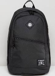 camden backpack in black