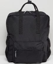 Torpedo Backpack In Black