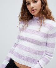 Lightweight Knit Fitted Jumper