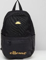 Backpack With Logo In Black