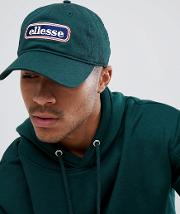 julien bar logo baseball cap in green
